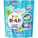 P&G ボールドジェルボール3D 爽やかプレミアムクリーンの香り 詰め替え 18個 衣類用洗剤