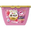 P&G ボールドジェルボール3D 癒しのプレミアムブロッサムの香り 本体 18個 衣類用洗剤
