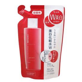 ちふれ化粧品 ちふれ 美白化粧水W 詰替用 180ML
