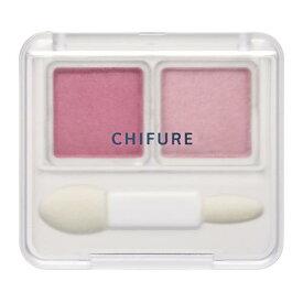 ちふれ化粧品 ちふれ ツインカラーアイシャドウ 13 ピンク系