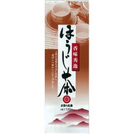 お茶の丸幸 香味秀逸ほうじ茶 120G×10個セット