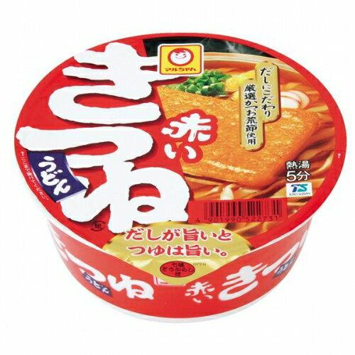 (ケース販売)東洋水産 マルちゃん 赤いきつね 96GX12個セット