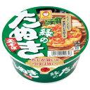 (ケース販売)東洋水産 マルちゃん 緑のたぬき 101GX12個セット