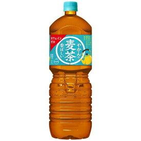 コカ・コーラ やかんの麦茶 from 一(はじめ) 2L×6個セット