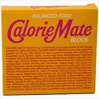 【あす楽】【送料無料】(ケース販売) カロリーメイト ブロック (メープル味) 4本入X30箱セット