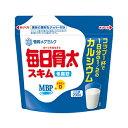 【送料無料】(ケース販売)日本ミルク 毎日骨太MBPスキムミルク 200GX12個セット