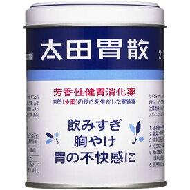 【あす楽】第2類医薬品 太田胃散 缶210g