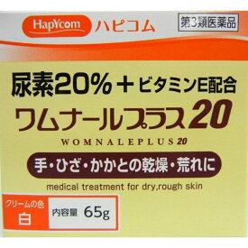 【第3類医薬品】ワムナールプラス20 65G