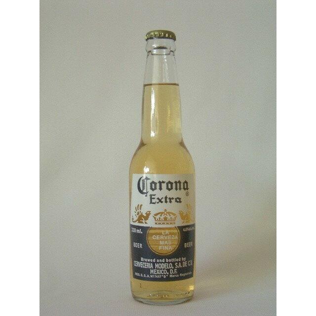 ビール コロナ・エキストラ ボトル 355mlx24本 【メキシコビール】