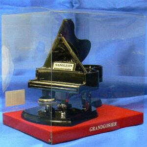 グランゴジエピアノミニセット(ブロンズ)(ブランデー)ミニチュアボトル
