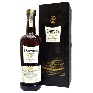 Dewar'sデュワーズ18年700ml
