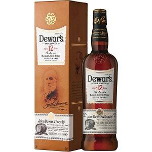 デュワーズ12年Dewar's12YearsOld
