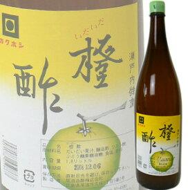 瀬戸内特産 カクボシ 橙酢(だいだいす)1.8L