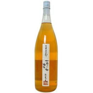 本格米焼酎仕込み 限定品 七折梅酒 1800ml