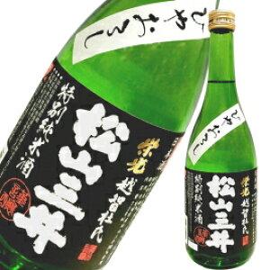 酒仙栄光 特別純米酒 松山三井 黒  720ml