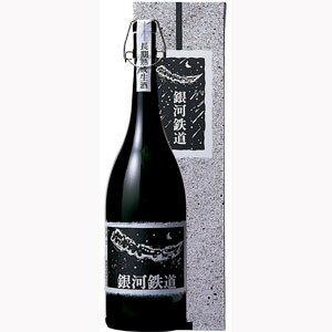 【送料無料】 千代の亀 銀河鉄道 1.8L ロマンあふれる長期貯蔵 凍結酒