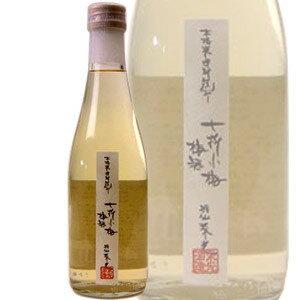 本格米焼酎仕込み 限定品 七折梅酒 300ML