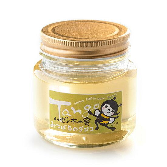 愛媛県産100%の純粋はちみつ タンゴ:ハゼノ木の蜜 150g