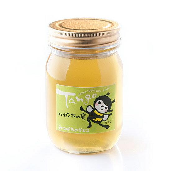 愛媛県産100%の純粋はちみつ タンゴ:ハゼノ木の蜜 500g
