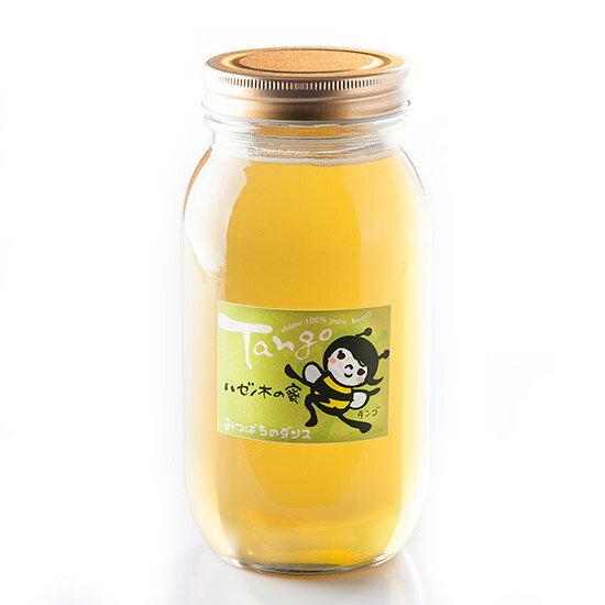 愛媛県産100%の純粋はちみつ タンゴ:ハゼノ木の蜜 1kg