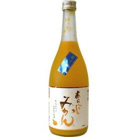 梅乃宿 あらごしみかん酒 720ml