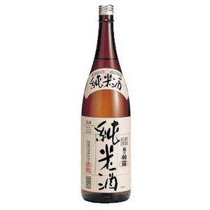 越の柏露 純米酒 1.8L