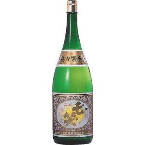 御祝七笑 本醸造酒 『益々繁盛』 商売繁盛  4.5L 【専用箱入り】