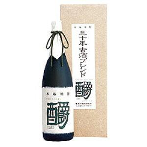 樽貯蔵 本格米焼酎。30年古酒ブレンド 〓(ショウ)エクセンス1800ml 専用箱付