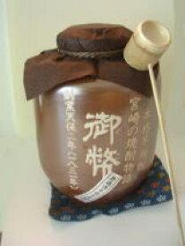 無濾過 御幣(ごへい) 原酒38度 5.4L壷入り【宮崎県】【芋焼酎】