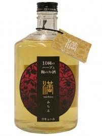 10種のハーブと梅のお酒「満」(michiru)720ml専用箱入り