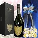 オーガンジー(青)ラッピング ドンペリニヨン (ドンペリ) 2009 750ML  化粧箱入正規輸入品