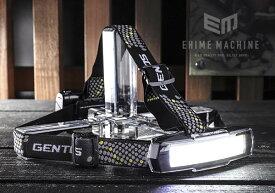 【期間限定セール】 GENTOS NRX-180H 白色COB LEDヘッドライト 600lm NRシリーズ ジェントス