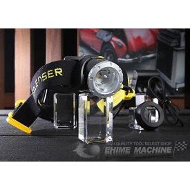 LEDLENSER 自然色 色判別充電式LEDヘッドライト 220lm レッドレンザー iH7R CRI 500889