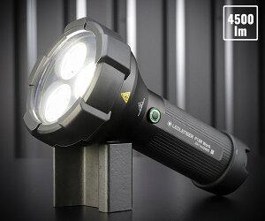 【新商品】 LEDLENSER P18R Work LEDライト 4500lm 502188 レッドレンザー