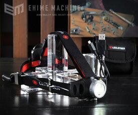 LEDLENSER 充電式LEDヘッドライト 200lm レッドレンザー H6R 7296-R