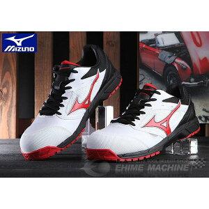 ミズノ 安全靴 オールマイティ LS 紐タイプ C1GA170001 ワーキングシューズ