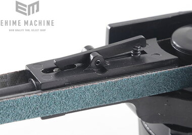 【信濃機販】SI-2740Gベルトサンダー(10mm/12mm兼用)特別仕様グレーSHINANOシナノ