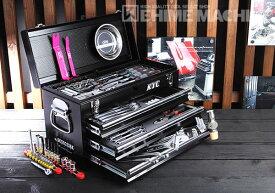在庫有 KTC 6.3sq./9.5sq. 94点工具セット SK59419XBKEM(特典付)ブラック プロフェッショナルモデル SKX0213BK 採用モデル