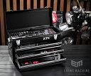 在庫有 KTC 工具セット 9.5sq./67点セットSK3660GXBKEM ブラック SKX0213BK 採用モデル