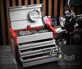 在庫有 KTC 9.5sq. 68点工具セット SK36820E(豪華特典付)シルバー×レッド スタンダードツールセット EKR-103 採用モデル