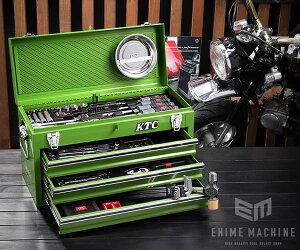 在庫有 KTC 9.5sq. 69点工具セット SK36920XLGR(豪華特典付)ライムグリーン スタンダードツールセット SKX0213LGR 採用モデル