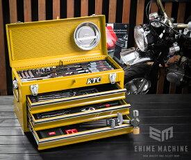 在庫有 KTC 9.5sq. 69点工具セット SK36920XY(豪華特典付)イエロー スタンダードツールセット SKX0213Y2 採用モデル