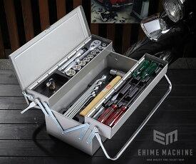 在庫少 KTC 12.7sq. 43点工具セット SK44320M(特典付)シルバー 一般機械整備用ツールセット SKC-MA 採用モデル