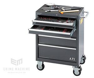 [メーカー直送業者便] KTC 9.5sq. 68点工具セット SK36821RXGY グレー SKX3805GY 採用モデル SK SALE 2021 SKセール