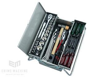 【KTC】 12.7sq. 53点工具セット SK45321M シルバー 一般機械整備用ツールセット SKC-MA 採用モデル SK SALE 2021 SKセール