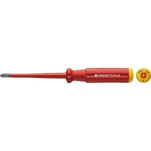 PB SWISS TOOLS 5190SL-2-100 スリムプラスドライバー絶縁 PBスイスツールズ