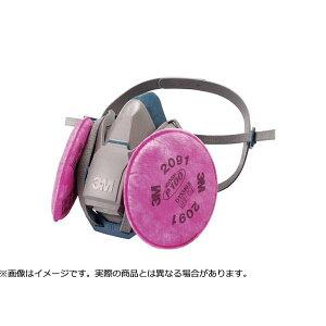 3M スリーエム 取替式防じんマスク 6500QL/2091-RL3 Lサイズ