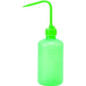 TRUSCO ハイドレーションプッシュボトル500ml グリーン HPB500-GN トラスコ