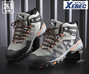 ジーベック プロスニーカー 85143-64 オリーブドラブ 26.5cm 安全靴 XEBEC