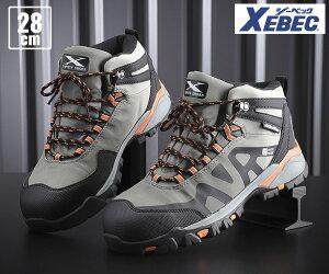 ジーベック プロスニーカー 85143-64 オリーブドラブ 28.0cm 安全靴 XEBEC